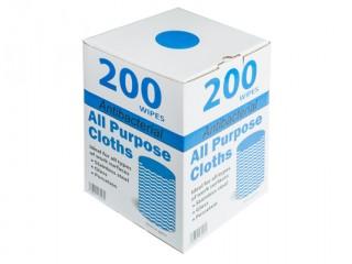 200 antibac blue