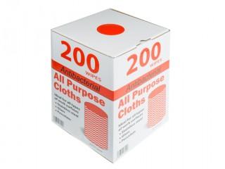 200 antibac red