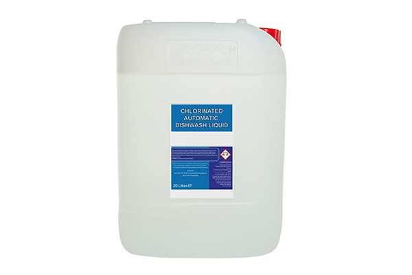 20l chlorinated dishwash and tanning removers