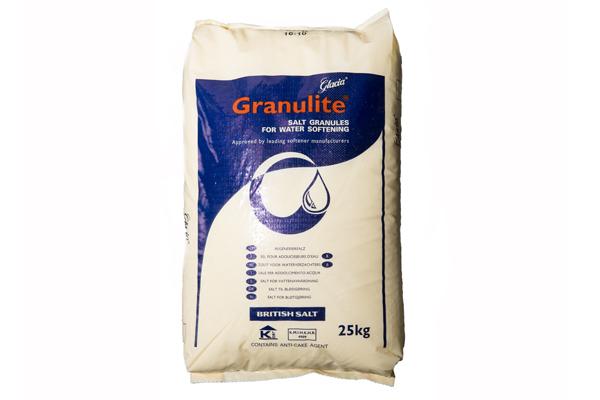 25kg granulated salt