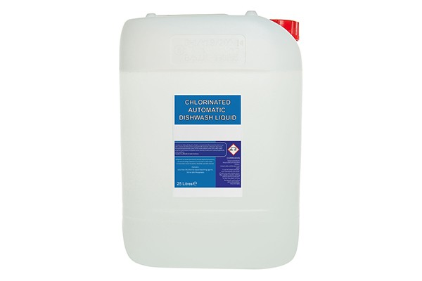 25l chlorinated dishwash and tanning removers