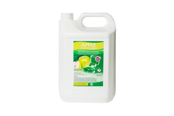 5ltr apple toilet cleaner