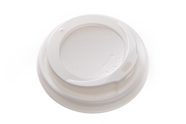 white coffee cup lids