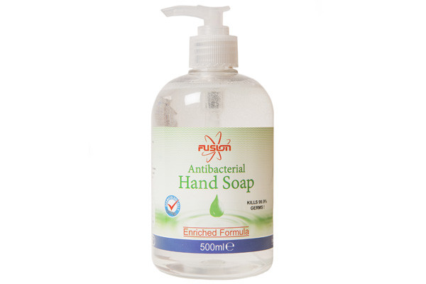 antibac hand soap