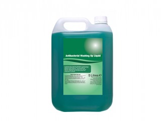 antibacterial washing up liquid