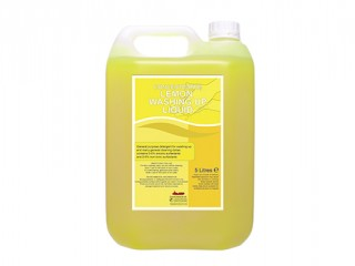 concentrated lemon washing up liquid