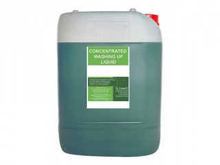 concentrated washing up liquid 25l