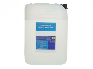 dishwash and tannin remover 10l