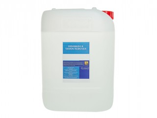dishwash and tannin remover 25l