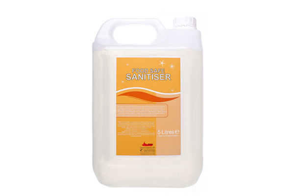 food safe sanitiser 5l
