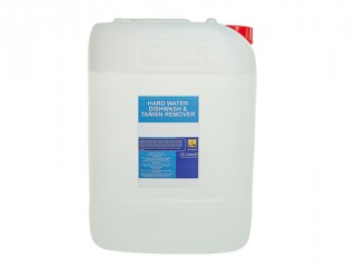 hard water dishwash and tannin remover 25l