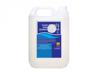hardwater dishwash and tannin remover