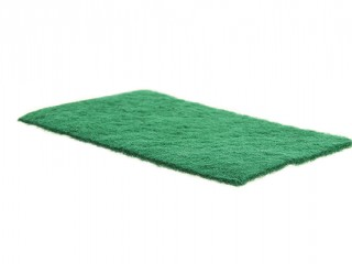 heavy duty green scourer