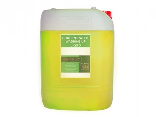 lemon concentrated washing up liquid 20l