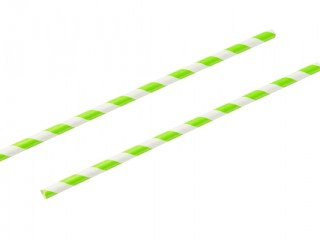 lime-white-paper-straw