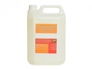 orange power degreaser