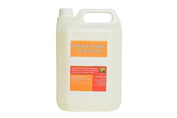 orange power degreaser