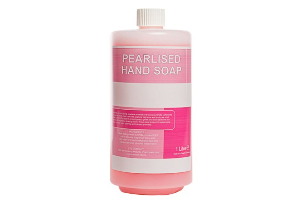 pearlised hand soap 1l