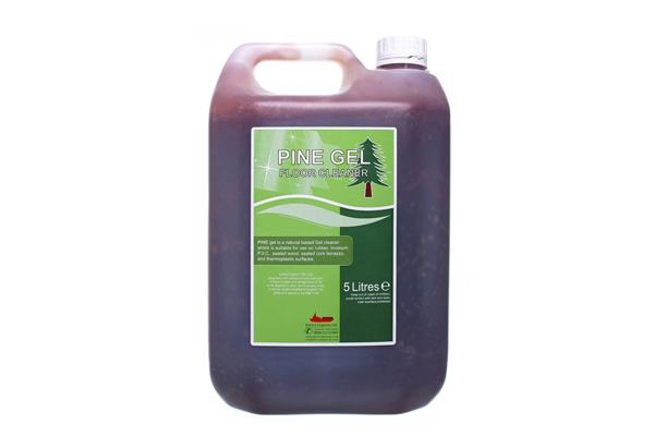 pine gel floor cleaner 5l