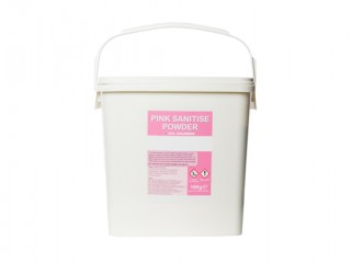 pink sanitiser powder 10kg