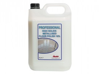 pro floor polish metallised