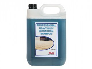 pro heavy duty extraction shampoo