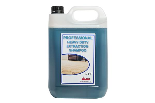 pro heavy duty extraction shampoo