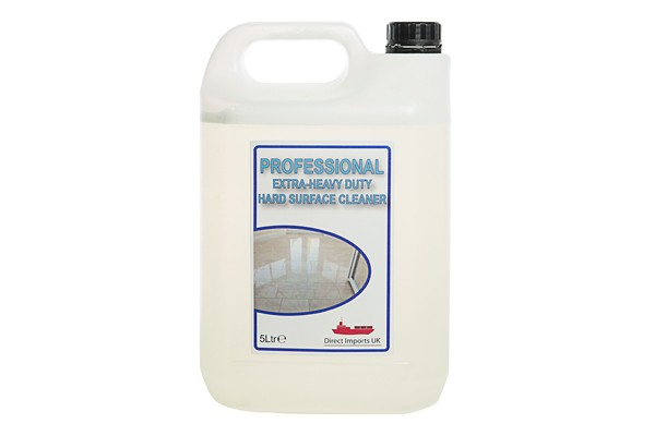 pro heavy duty hard surface cleaner 5l