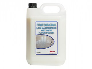 pro wet look floor polish