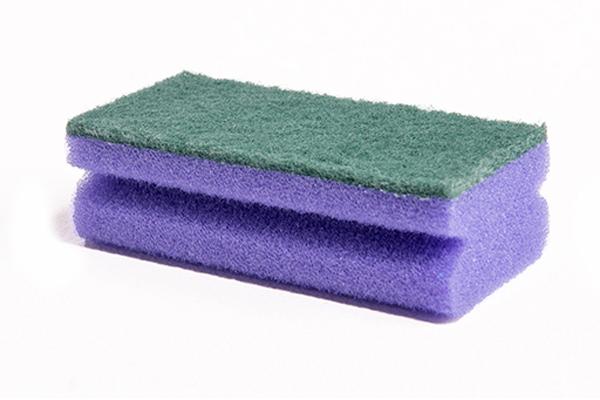 purple scourer