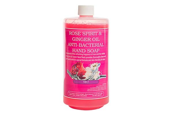 rose spirit antibac soap 1l