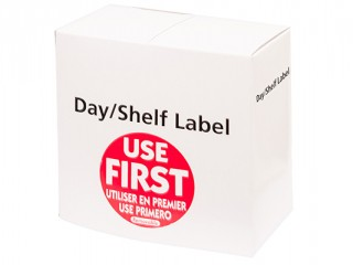 use first label