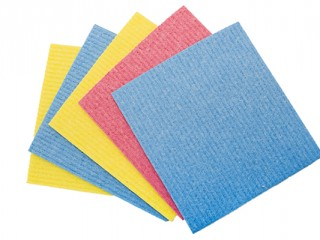 v cloth sponges