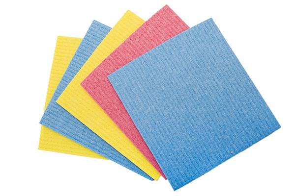 v cloth sponges
